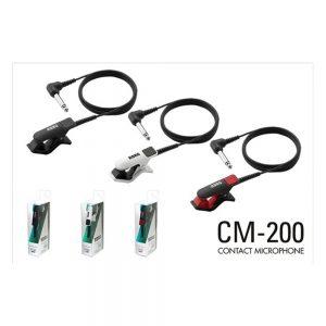 Korg CM 200 Contact Microphone (BK/BKRD/WHBK)