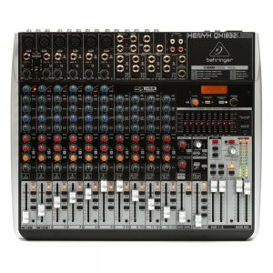 Behringer Xenyx QX1832USB Mixer with Effects