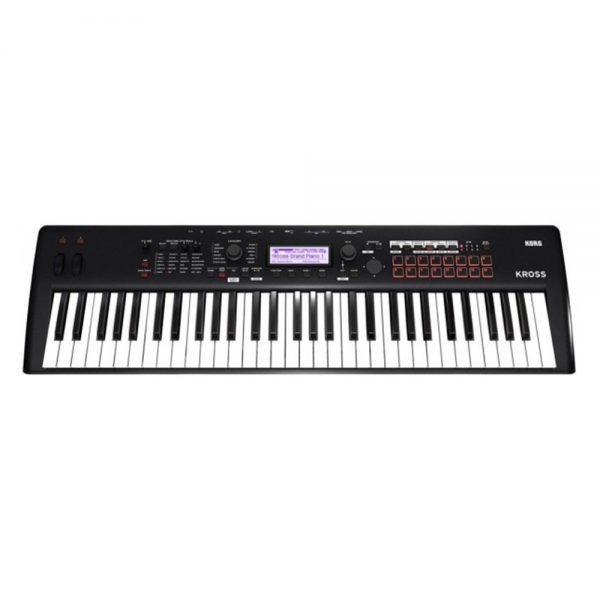 Korg Kross 2 61 MB Keyboard Workstation