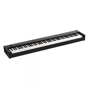 Korg D1 88-Key Digital Stage Piano (BK/WH)