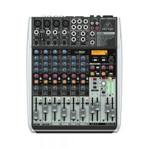 Behringer Xenyx QX1204USB Analog Mixer