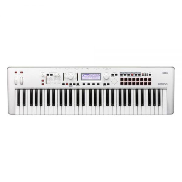 Korg Kross 2 61 Keyboard Workstation (WH)