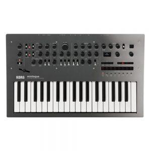 Korg Minilogue PG Polyphonic Analogue Synthesizer