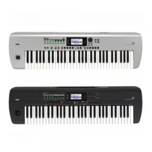 Korg I3 61-Key Arranger Keyboard (MB/MS)
