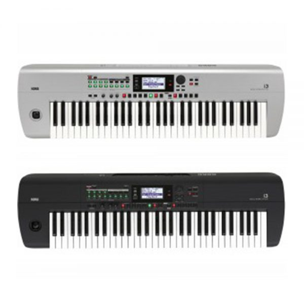 Korg I3 61-Key Arranger Keyboard (MB/MS)
