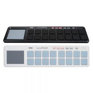 Korg nanoPad2 USB MIDI Controller (BK/WH)