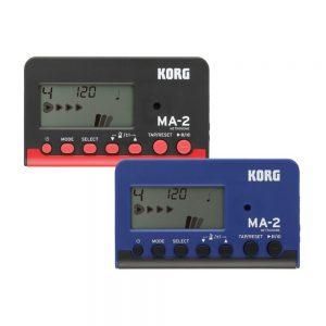 Korg MA-2 Metronome (BKRD/BLBK)