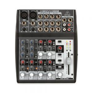 Behringer Xenyx 1002 Analog Mixer