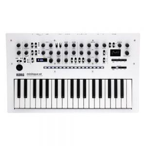 Korg Minilogue XD PW Polyphonic Analogue Synthesizer