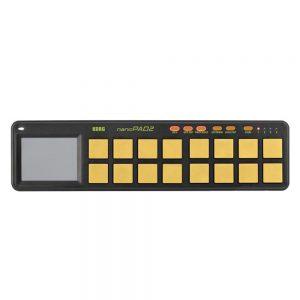 Korg nanoKontrol2 USB MIDI Controller (BLYL/ORGR)