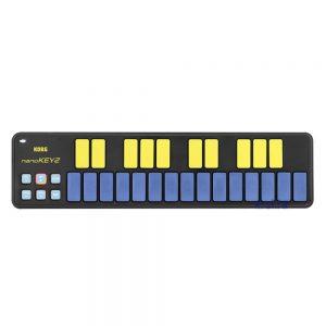 Korg nanoKEY2 MIDI Studio Controller (BLYL/ORGR)