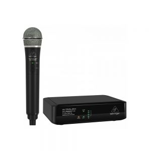 Behringer ULM300MIC 2.4 GHz Digital Handheld Wireless System