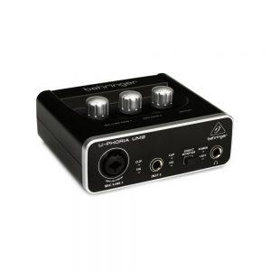 Behringer UM2 USB Audio Interface